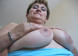 Nude Fat MILF Tits Porn Pictures