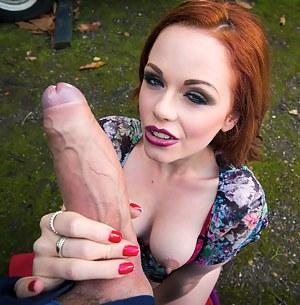 Nude MILF POV Porn Pictures